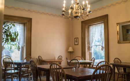Mulberry Inn - Breakfast Room